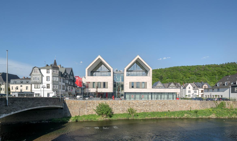 Sparkasse Dillenburg Neubau Geschäftsstelle Herborn